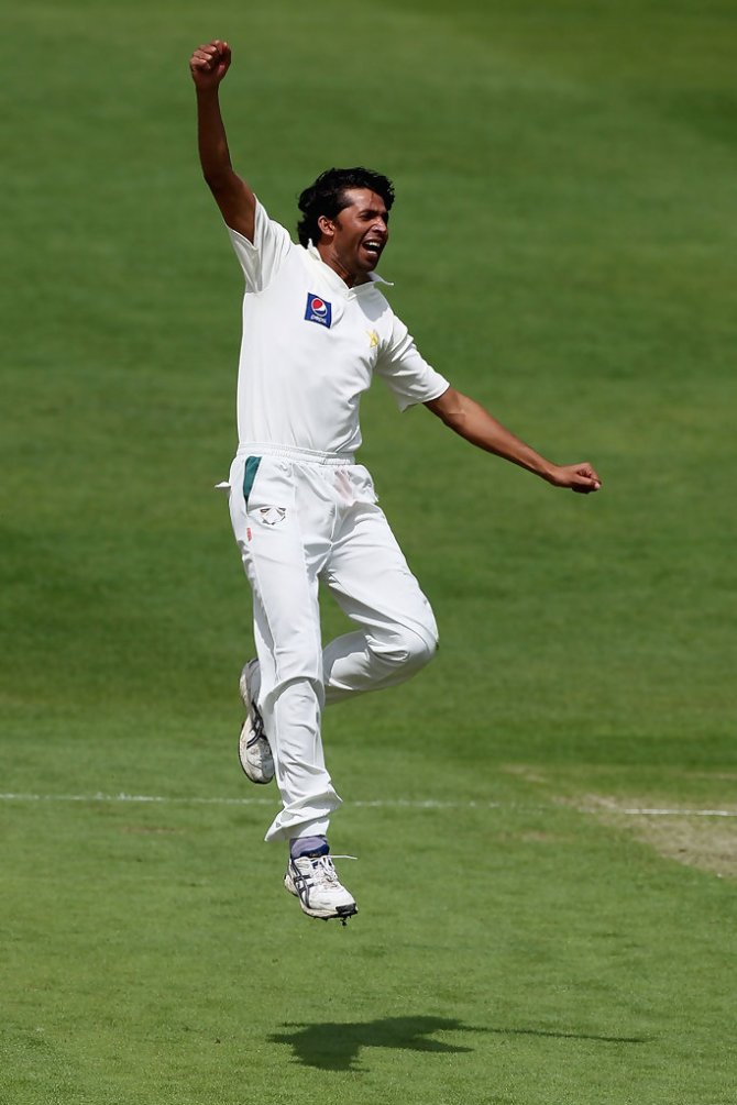 Pakistan seamer Mohammad Asif said he wasn't a bowler who feasted on the cheap wickets of tailenders