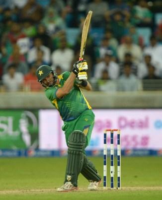 Shahid Afridi said Pakistan don't have a hard-hitting batsman like Azam Khan