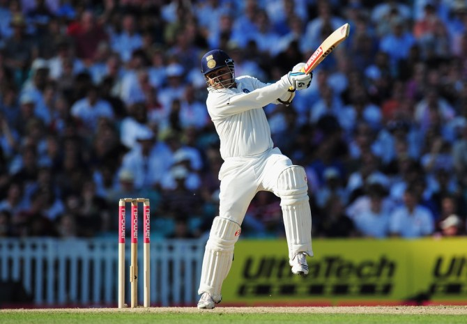Rashid Latif believes Virender Sehwag would have scored 10,000 Test runs if he had been playing for any other country India Pakistan cricket