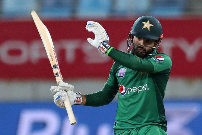 Mohammad Rizwan revealed how he felt when he initially tested positive for the coronavirus COVID-19 Pakistan cricket