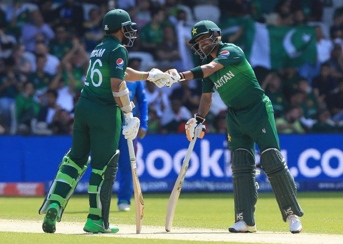 Imam-ul-Haq revealed that he or Babar Azam has to try and bat for 40 overs in every ODI Pakistan cricket