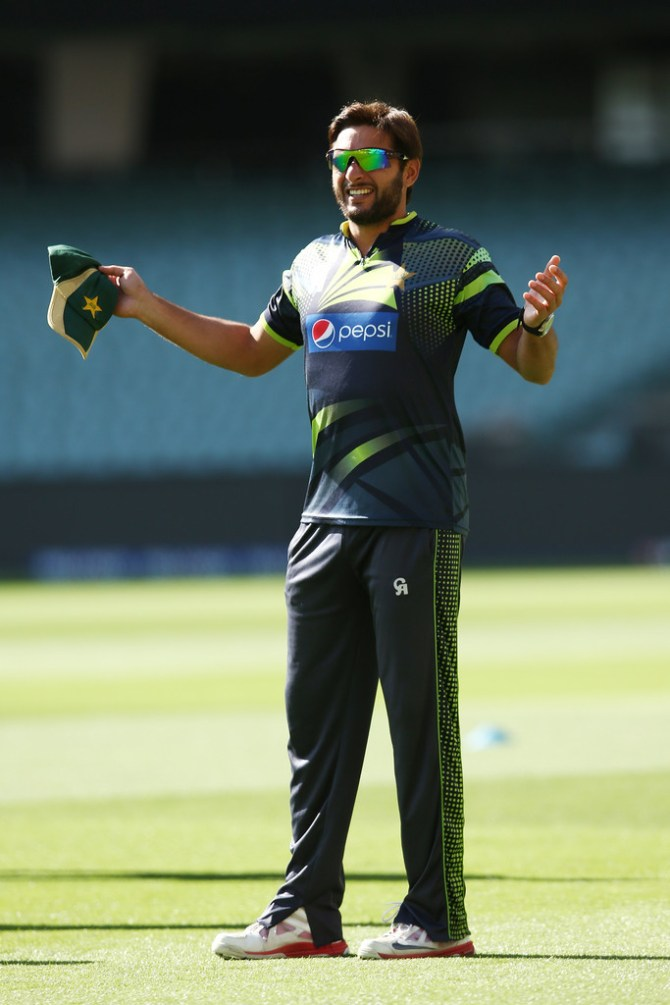 Shahid Afridi revealed how he thinks Pakistan will do in England cricket