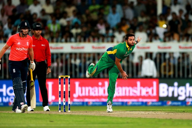 Shahid Afridi named Abdul Qadir as his favourite spinner of all time Pakistan cricket