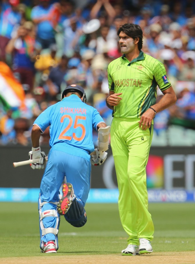 Mohammad Irfan reveals why he is worried about the future of India vs Pakistan matches cricket
