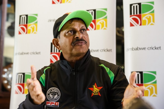 Zimbabwe's Indian head coach Lalchand Rajput to face visa problems entering Pakistan