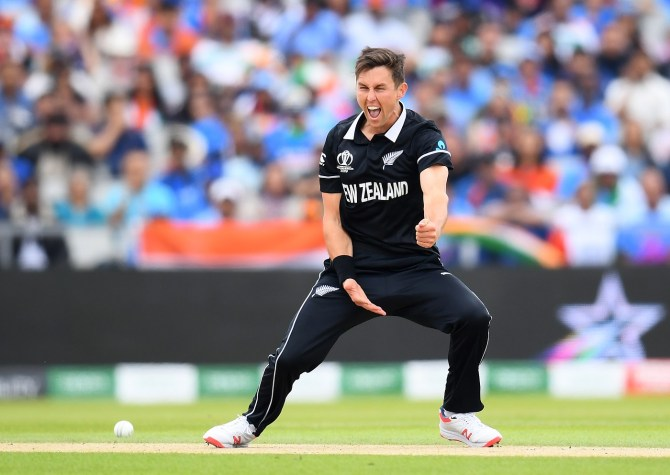 Trent Boult admitted his Pakistan idol Wasim Akram inspired him to swing the ball New Zealand cricket