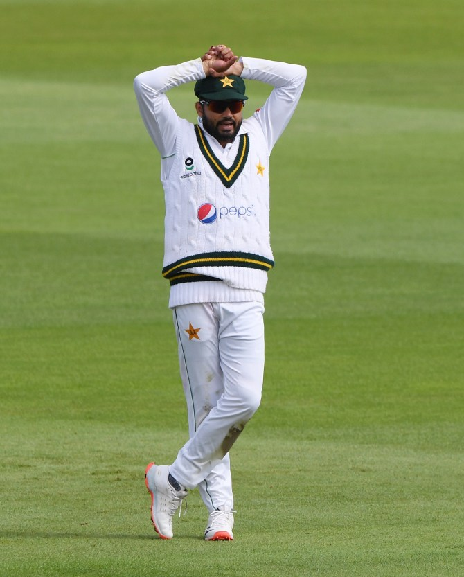 Azhar Ali reveals if he thought about stepping down as Pakistan's Test captain cricket