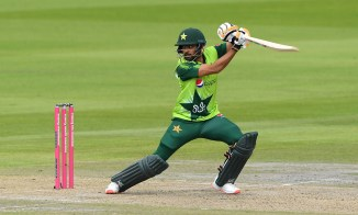 Babar Azam said Hasan Ali and Sarfaraz Ahmed are available for selection for the South Africa ODI series