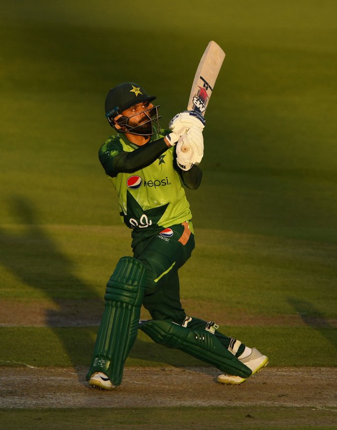 Babar Azam said Mohammad Hafeez will 100 percent play for Pakistan in the Zimbabwe T20 series