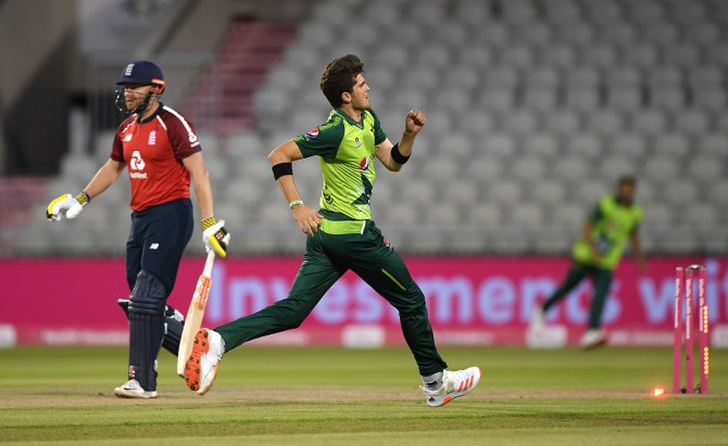 Shaheen Shah Afridi has overtaken Rashid Khan as the highest wicket-taker in T20 cricket for 2020