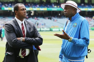Faisal Iqbal called Curtly Ambrose and Courtney Walsh Caribbean cricket legends