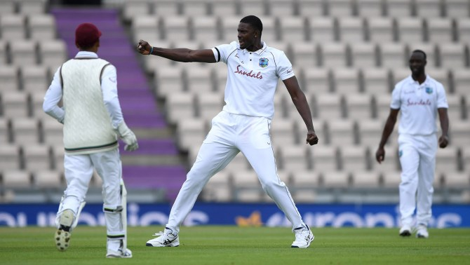 Jason Holder hurt and disappointed that Pakistan and Australia didn't show support for the Black Lives Matter movement