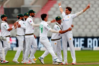 Shaheen Shah Afridi called England pace duo of James Anderson and Stuart Broad world-class bowlers