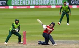 Pakistan batsman Khushdil Shah said he has learned a lot from watching David Miller and Eoin Morgan