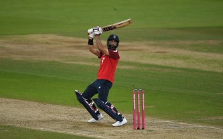 Moeen Ali praised Haider Ali for being brave, very good and a great prospect