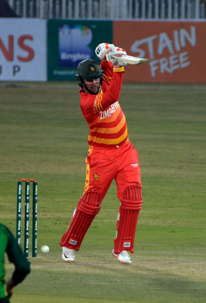 Brendan Taylor believes Shaheen Shah Afridi deserved to be Man of the Match more than him