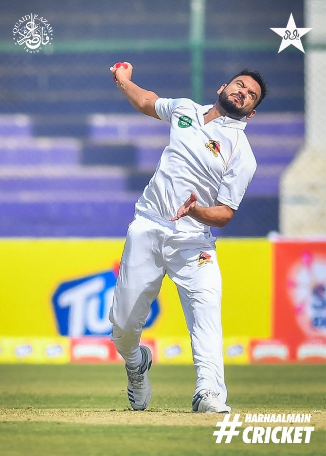 Mohammad Wasim said Tabish Khan is a workhorse