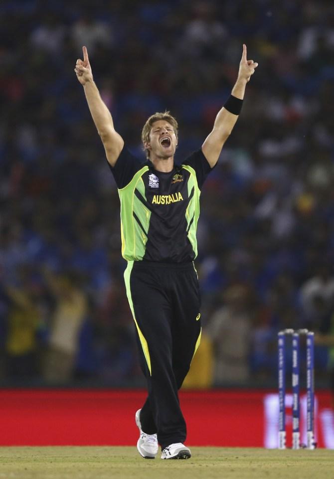 Shane Watson said Pakistan spinner Shahdi Afridi is the perfect T20 bowler