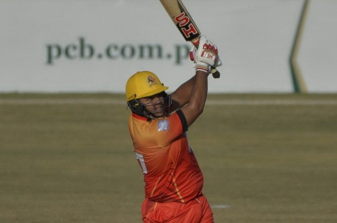Pakistan batsman Azam Khan said his love affair for hitting big sixes began when he started playing tape-ball cricket