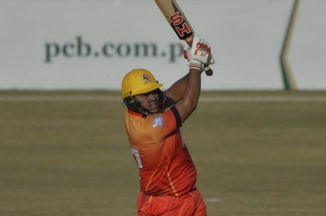 Pakistan batsman Azam Khan said his love affair for hitting big sixes began when he started playing tape-ball cricket