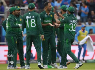 Wahab Riaz said youngsters could be more obedient which is why they are getting selected