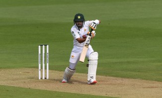 Mohammad Wasim said Babar Azam has to lead from the front and can't afford to lose his form