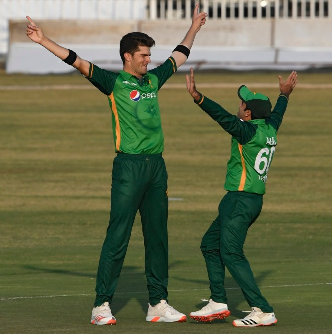 Shaheen Shah Afridi said Waqar Younis is his teacher and he listens whenever the Pakistan legend speaks