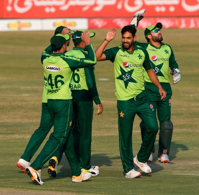 Haris Rauf said Fakhar Zaman showed off his fiery passion