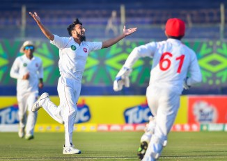 Pakistan pace bowler Munir Riaz took a five-for on first-class debut and said this is just the start and that there is more to come