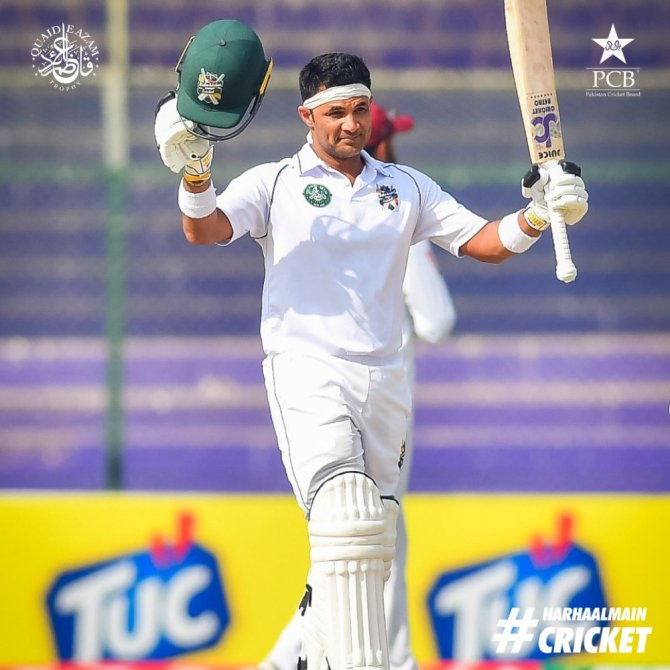 Faisal Iqbal says class is permanent after Imran Farhat scored a century in the Quaid-e-Azam Trophy