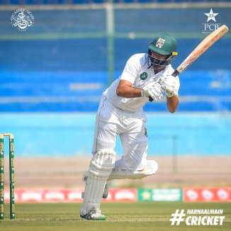 Faisal Iqbal said Ali Waqas is a talented batsman and wants him to keep trying hard