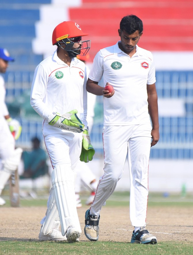 Pakistan spinner Raza Hasan said he is coming to reclaim his spot in the national team