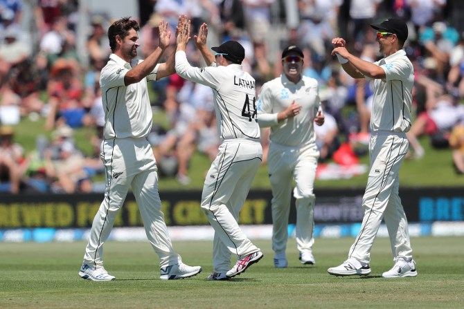 New Zealand will be without key player Colin de Grandhomme for the series against Pakistan