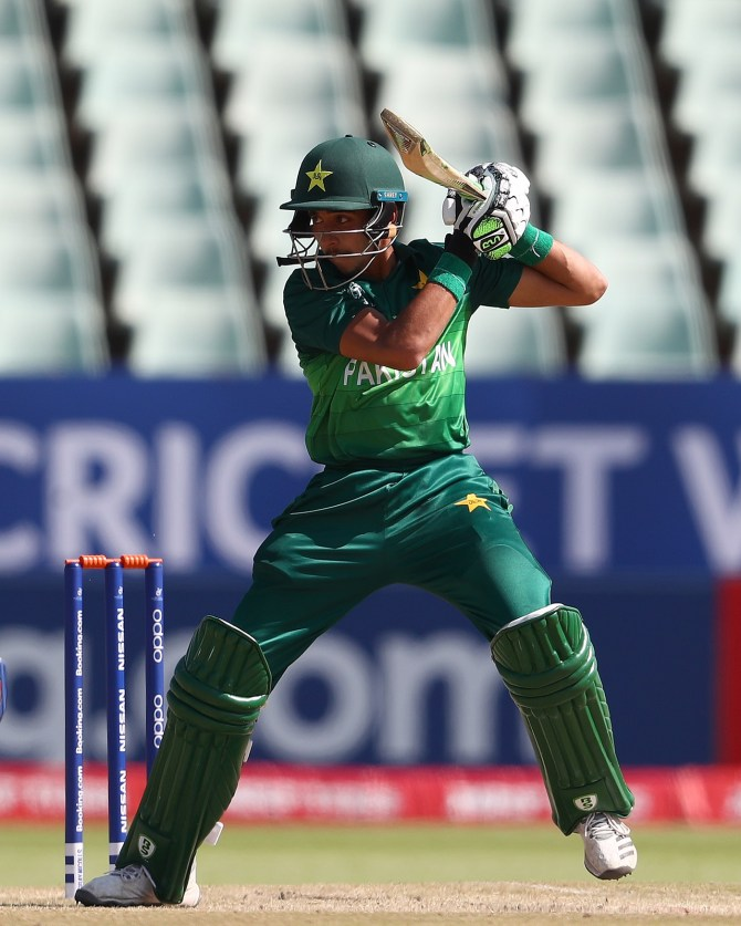 Mohammad Huraira hopes to make his Pakistan debut one day