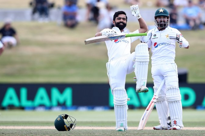 Fawad Alam revealed that his celebration when scoring a hundred against New Zealand was a scene from Turkish TV series Ertugrul Ghazi
