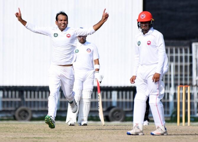 Pakistan spinner Nauman Ali said he follows Daniel Vettori and Rangana Herath