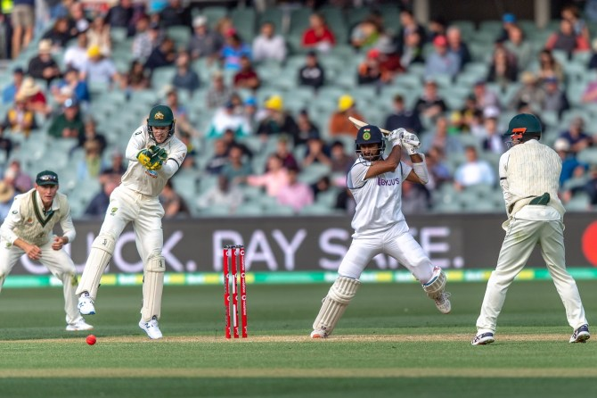 Faisal Iqbal praised Cheteshwar Pujara for being hard as nails and showing lots of guts and fight against Australia
