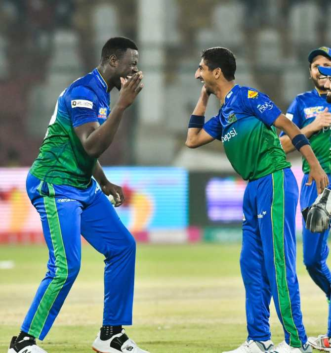 Saqib Mahmood said Shahnawaz Dhani is his favourite player in the PSL