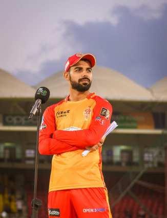 Shadab Khan said he loves playing against the Karachi Kings in the Pakistan Super League