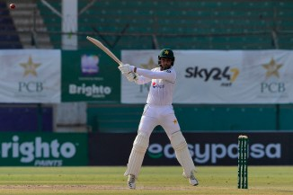 Babar Azam said Faheem Ashraf deserves special praise since he has been batting extremely well as of late