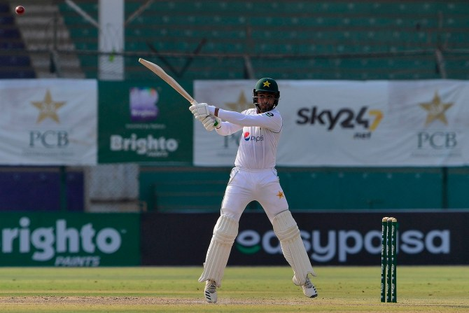 Pakistan all-rounder Faheem Ashraf said nobody sees the hard work he has put in