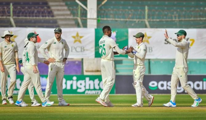Kagiso Rabada said Waqar Younis was a wonderful bowler