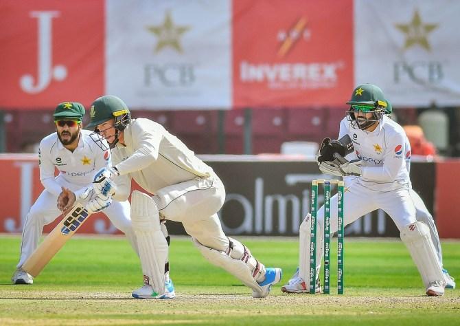 Rassie van der Dussen said Pakistan almost copied some of our field placings