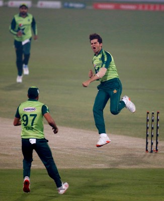Shaheen Shah Afridi said Babar Azam is the king and Mohammad Rizwan is the Superman of Pakistan cricket