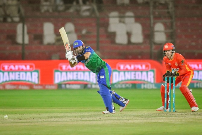 Pakistan wicketkeeper-batsman Mohammad Rizwan said he was shocked to be named captain of the Multan Sultans