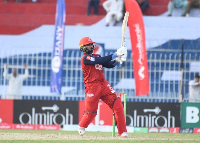 Pakistan big-hitter Asif Ali said he is definitely a better batsman than before
