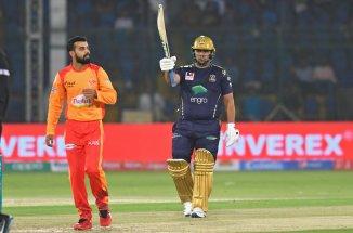 Azam Khan said Shadab Khan and Faheem Ashraf are excellent players