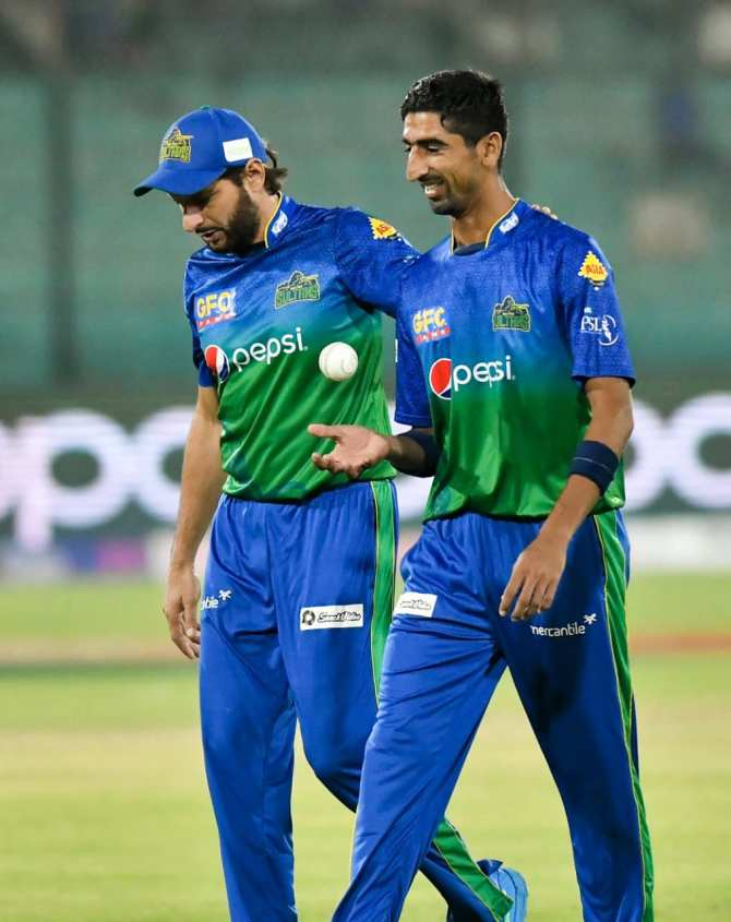 Pakistan pacer Shahnawaz Dhani said Shane Bond and Jofra Archer are his role models