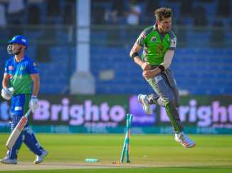 Ian Bishop said he loves Shaheen Shah Afridi