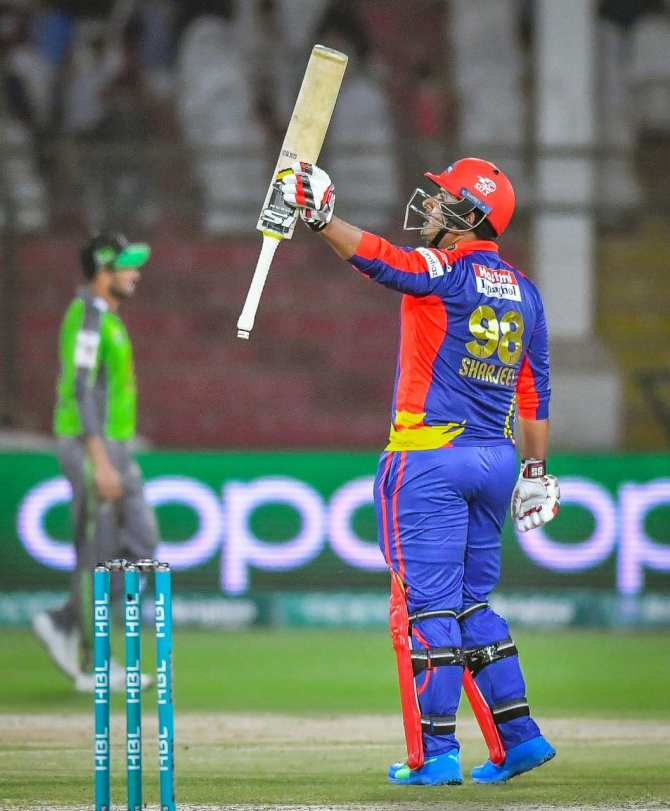 Sharjeel Khan said he forms a great combination with Babar Azam